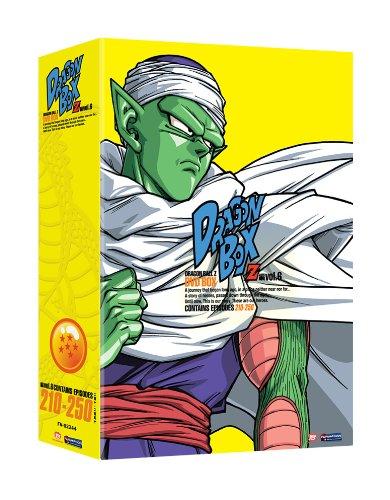 Dragon Ball Z: Dragon Box Six
