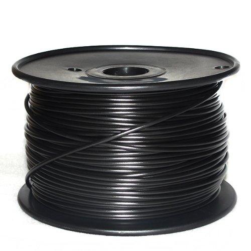 Reprapper 3D Printer Filament PLA 3.0mm Black