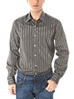 Ferre Camisa Hombre (Gris)
