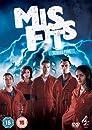 Misfits: Series 5 [DVD]