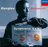 ショスタコーヴィチ:交響曲第5&9番