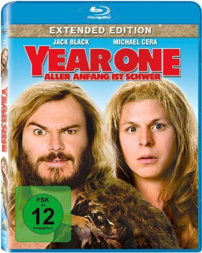 Year One - Aller Anfang ist schwer - Extended Version [Blu-ray]