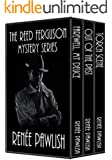 The Reed Ferguson Mystery Series: Books 4-6 (A Private Investigator Mystery Series - Crime Suspense Thriller Boxset Book 2)
