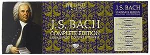 Johann Sebastian Bach: Gesamtwerk (157 CDs + 2 DVDs + 1 DVD-ROM)