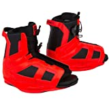 Ronix 2014 District Boot (Caffeinated Red) Wakeboard Bindings