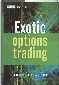 Exotic options trading book
