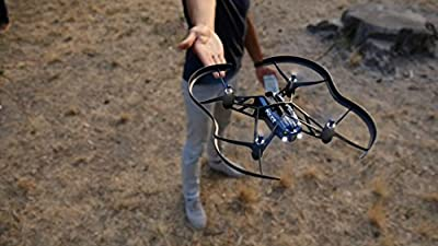 Parrot Airborne Night MiniDrone - SWAT (Black)