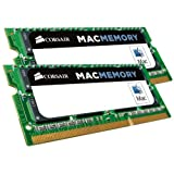 Corsair Apple Certified 16 GB (2x8 GB) DDR3 1600MHz (PC3 12800) Laptop Memory