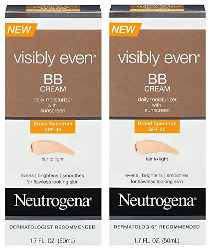 Neutrogena Visibly Even BB Cream