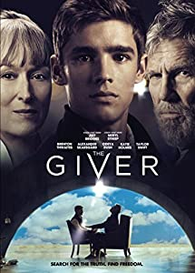 The Giver DVD by Anchor Bay