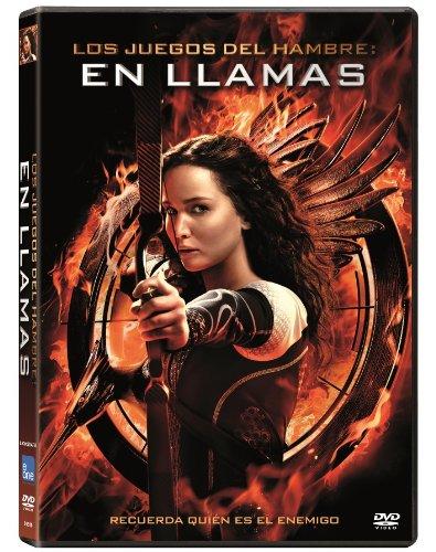 Los Juegos Del Hambre En Llamas [DVD]