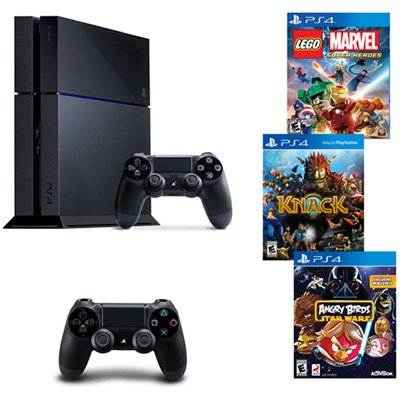 PS4 Bundles Angry