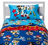 Sonic the Hedgehog Twin Bed Sheet Set