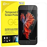 iPhone 6s Plus Screen Protector, JETech® [3D Touch Compatible] Premium Tempered Glass Screen Protector for Apple iPhone 6s/6 Plus 5.5