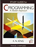 img - for Study Guide: for C Programming: A Modern Approach book / textbook / text book