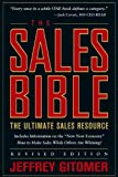 The Sales Bible: The Ultimate Sales Resource (Business)
