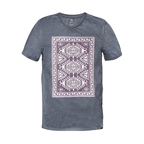 Globe -  T-shirt - Maniche corte  - Uomo Slate Grey Marle L