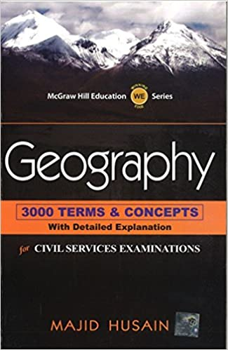 Geography : 3000 Terms and Concepts With Detailed Explanation For Civil Services Examinations 1st Edition price comparison at Flipkart, Amazon, Crossword, Uread, Bookadda, Landmark, Homeshop18