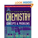 Chemistry: Concepts and Problems: A Self-Teaching Guide