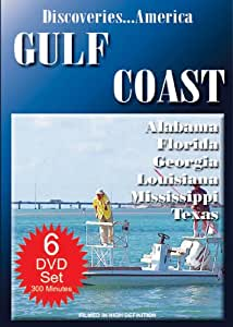 Discoveries...America Regional Collection #4: Gulf Coast States