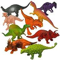 Prextex Realistic Looking 7″ Dinosaur…