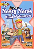 Marcia Vaughan Project X: Pirates: Nasty Nate's Pirate Adventure