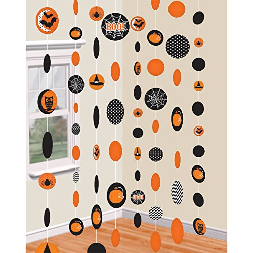 Modern Halloween String Decorations