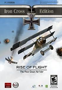 777 Studios 001risflice Riseof Flight Iron Cross Game Edition