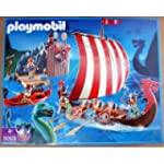 PLAYMOBIL 5003  Mega-Set Wikinger