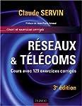 R�seaux & t�l�coms : Cours avec 129 e...