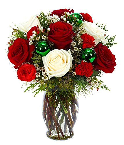 Holiday Flowers – Christmas Cheer Bouquet