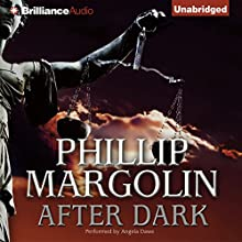 After Dark Audiobook by Phillip Margolin Narrated by Angela Dawe