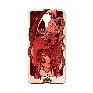 G-STAR Designer Printed Back case cover for Micromax Canvas E313 - G0244