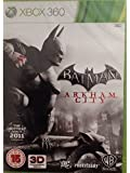 Batman Arkham City - 3D Compatible version (Xbox 360)
