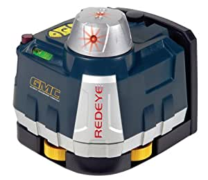 GMC LSRPLUL Redeye Rotary Laser with Plumb