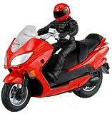 CAUL iRC BIKE / Honda フォルツァZ レッド