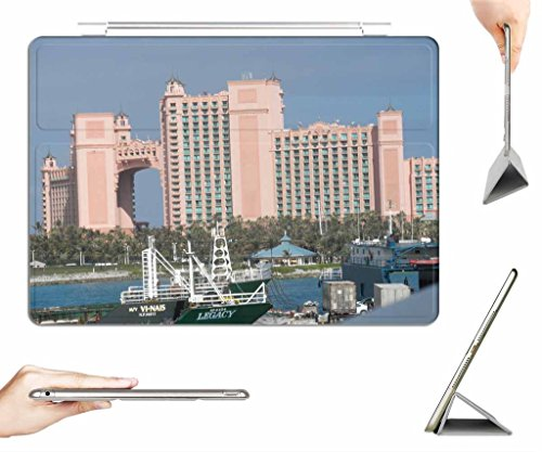 iRocket iPad Pro 9.7 Case + Transparent Back Cover, The Atlantis Paradise Island is a resort and water park located on Paradise Island,, [Auto Wake/Sleep Function] (Hotels With A Water Park compare prices)