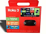 Roku 3 Streaming Player with Motion Remote (2013 Model)