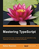 Mastering TypeScript Front Cover