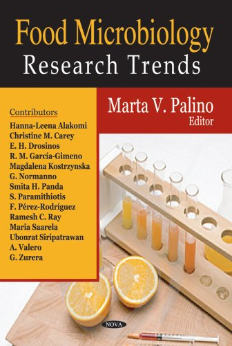 Food Microbiology Research Trends