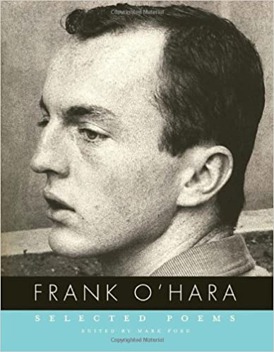 Frank O'Hara, Selected Poems, Hardcover, New or Used