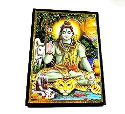 Yapree Handmade Lord Shiva Picture Wall Hanging : 7\