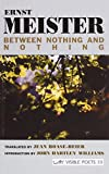 img - for Between Nothing and Nothing (Visible Poets) book / textbook / text book