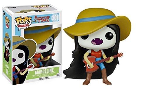 Funko Pop Tv Adventure Time Marceline Guitar Vinyl Action Figure Collectible Toy
