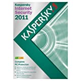 Kaspersky Internet Security 2011, 1 PC, 1 Year Subscription (PC)by Kaspersky Lab