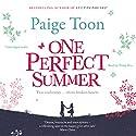 One Perfect Summer Hörbuch von Paige Toon Gesprochen von: Nicky Diss