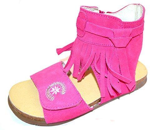 Ciao Bimbi ragazza scarpe sandali estivi 1337 sandali romani - Fucsia, 32