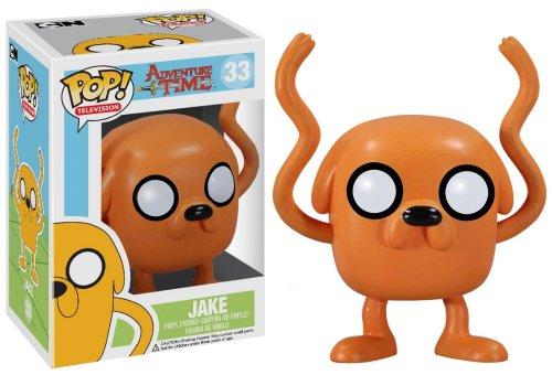 Funko POP Television: Adventure Time Jake Vinyl Figure
