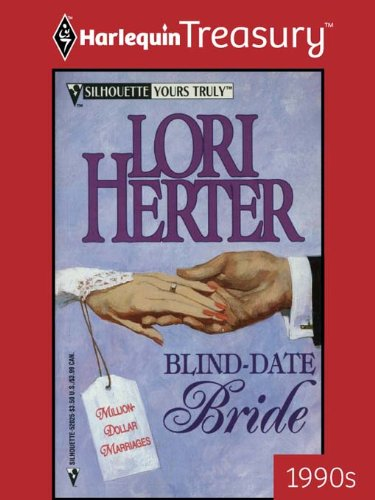 Blind-Date Bride (Silhouette Yours Truly) PDF