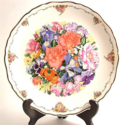 Royal Albert Finale from The Queen Mothers Favourite Flowers by Sara Anne Schofield CP514